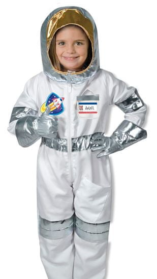 Melissa & Doug Kompletny kostium - Astronauta