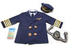 Melissa & Doug Kompletny kostium - Pilot