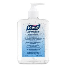 Purell Advanced gel sredstvo za dezinfekcijo rok, 500 ml, s potisno črpalko