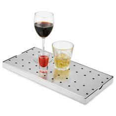 bar@drinkstuff Nerezový barový odkvapkávač