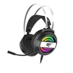 Gamenote HV-2026d slušalke z mikrofonom - Odprta embalaža