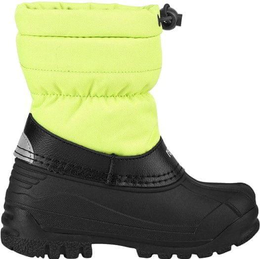 Reima dětská zimní obuv Nefar 569324-8350 zelená 33