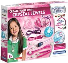 Clementoni Laboratorium dziecięce Produkcja biżuterii
