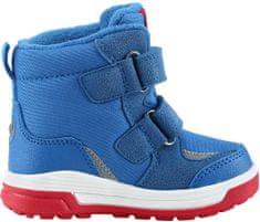 Reima 569435-6320 Qing fantovski zimski gležnjarji, modri, 23