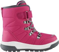 Reima buty zimowe dziewczęce Quicker 569436-4650 różowe 29