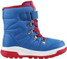 Reima buty zimowe chłopięce Quicker 569436-6320 niebieskie 29