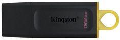 Kingston DataTraveler Exodia 128GB, žlutá (DTX/128GB)