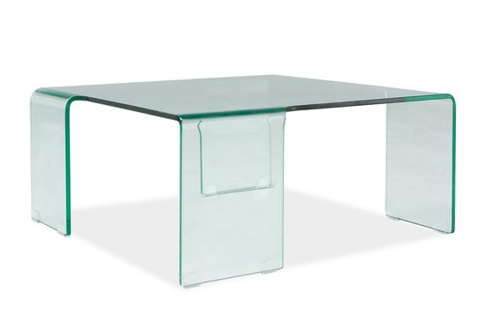 Konferenční stolek celoskleněný KALI