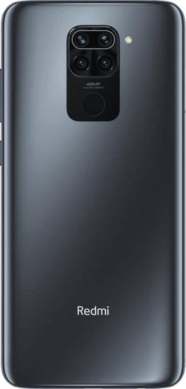 Xiaomi Redmi Note 9 pametni telefon, 3 GB/64 GB, Global Version, Onyx Black