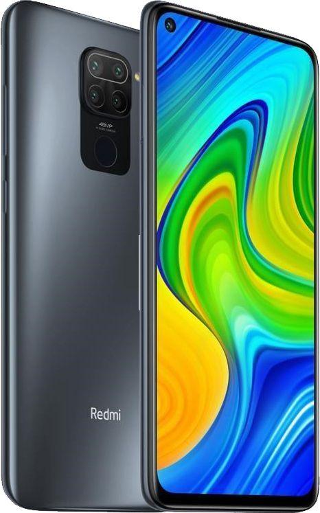 Xiaomi Redmi Note 9, 3GB/64GB, Global Version, Onyx Black