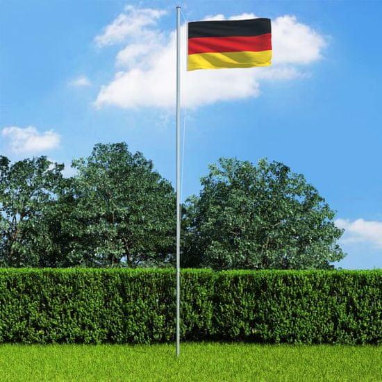 shumee Nemška zastava 90x150 cm