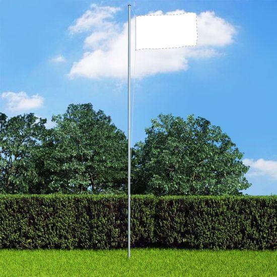 shumee Sestavljiv drog za zastavo iz aluminija 6,2 m