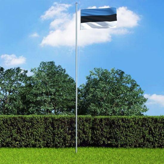 shumee észt zászló 90 x 150 cm