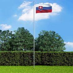 shumee Vlajka Slovensko 90x150 cm
