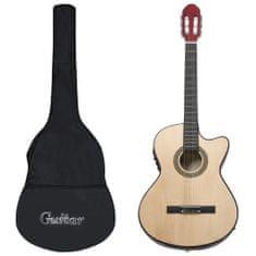 shumee 12 darabos 6 húros western gitárszett hangszínszabályzóval