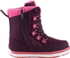 Reima dziewczęce buty zimowe Freddo 569446-4960 fioletowe 28