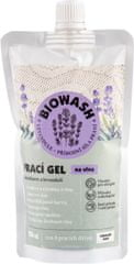 BioWash Prací gel levandule/lanolín na vlnu 250 ml