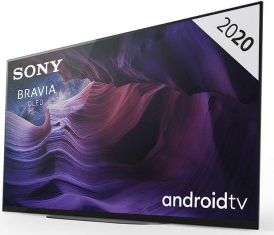 Sony KD48A9BAEP 4K UHD OLED televizor, Android TV