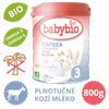 Babybio CAPREA 3 kozí kojenecké mléko 800 g
