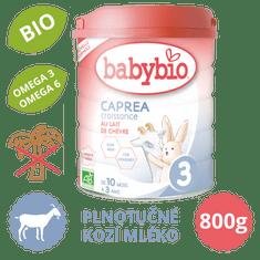 Babybio CAPREA 3 kozie dojčenské mlieko 800 g