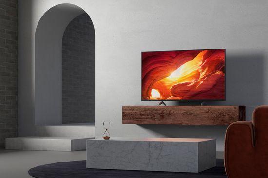 SONY telewizor KD-49XH8596