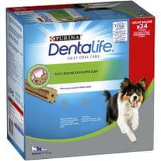 DentaLife Dentalife Medium Multipack 2x(8x69 g) – 48 tyčiniek