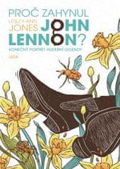 LEDA Proč zahynul John Lennon? - Lesley-Ann Jones