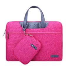 Cartinoe Lamando torba za prenosnik 15.6'', roza