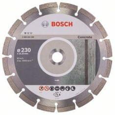 BOSCH Professional Diamantový dělicí kotouč Standard for Concrete 230 mm (2608602200)