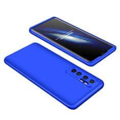 GKK 360 Full Body plastika ovitek za Xiaomi Mi 10 Lite, modro