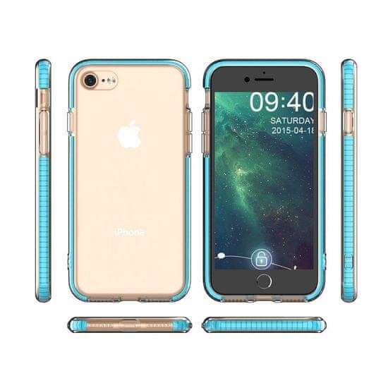 MG Spring Case silikonski ovitek za iPhone 7/8/SE 2020, zelena