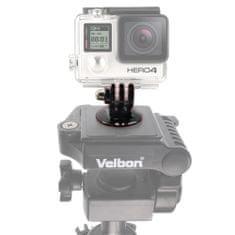 MG GoPro Mount úchyt pre športové kamery 1/4, čierny