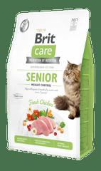 Brit Care Cat Grain-Free Senior Weight Control 2 kg