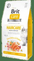 Brit Care Cat Grain-Free Haircare Healthy & Shiny Coat 7 kg