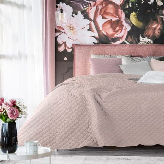 My Best Home narzuta EMMA 200x220 cm różowa
