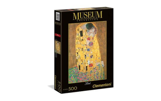 Clementoni 35060 Klimt: The Kiss slagalica, 500 komada