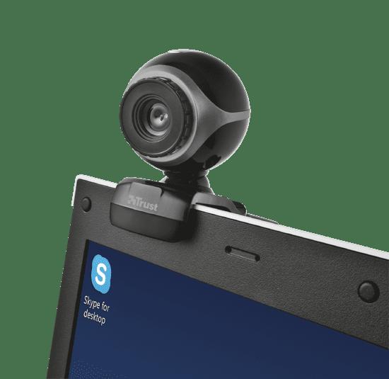 Trust Exis Webcam (17003)