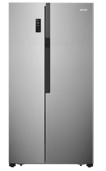 Gorenje NRS918EMX Side By Side hladilnik, ameriški