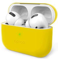 EPICO EPIC Silicone Cover AirPods Pre 9911102400003, žltá