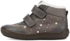 Geox dekliški zimski škornji Hadriel J04CUB 02285 C9006, 29, rjavi