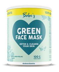 Babe´s Green Face Mask (Pleťová maska) 100g