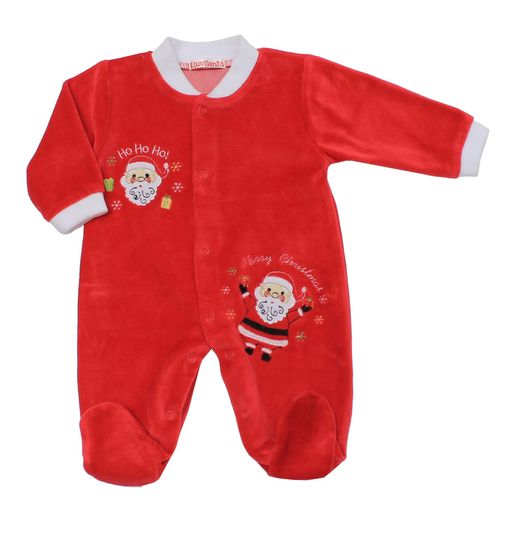 Just Too Cute Santa otroški božični pajac