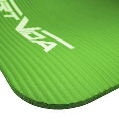 Sportvida Podložka na cvičení NBR SPORTVIDA 1,5 cm zelená