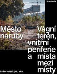Radan Haluzík: Město naruby - Vágní terén, vnitřní periferie a místa mezi místy