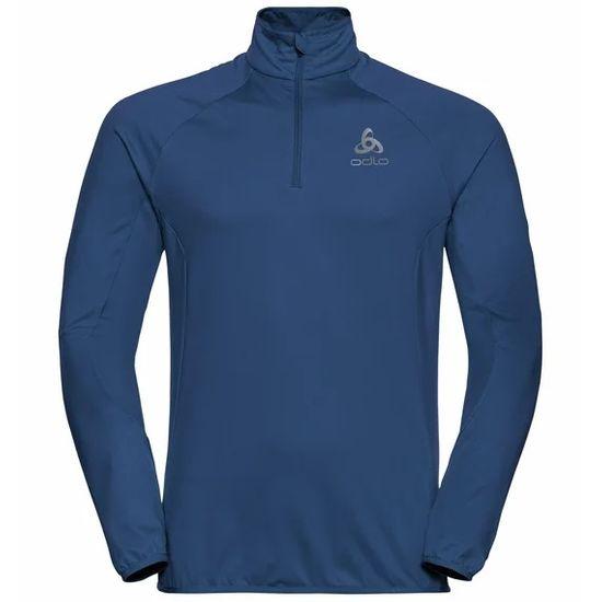 ODLO Carve Light 1/2 Zip moška majica, Estate Blue (B:20400)