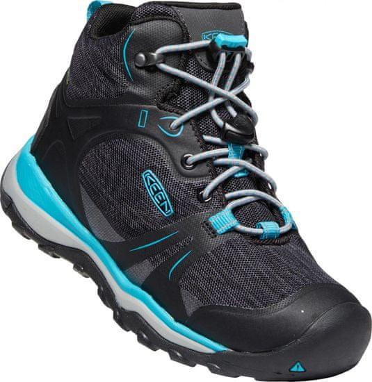 KEEN Terradora II MID WP otroški pohodniški čevlji, magnet/bluebird