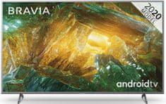 Sony KD-43XH8077 4K UHD LED televizor, Android TV
