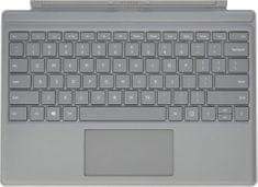 Microsoft Surface Pro tipkovnica, SLO, svetlo siva