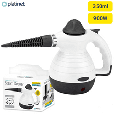 Platinet PSC350 parni čistilec, 900 W, 350 ml, 9 nastavkov