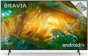 Sony 4K UHD KD75XH8096B LED televizor, Android TV